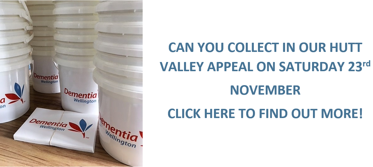 WE NEED YOUR HELP TO MAKE OUR HUTT VALLEY ANNUAL APPEAL A SUCCESS!